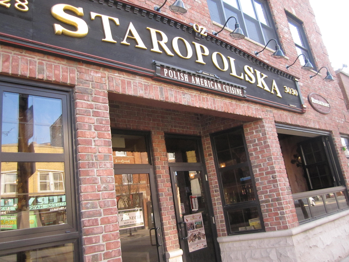 Staropolska Restaurant Chicago Top Rated Best Polish Food Catering